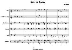 Never on Sunday (download only)