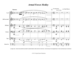 Armed Forces Medley (download only)