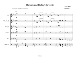 Barnum and Bailey's Favorite (download only)
