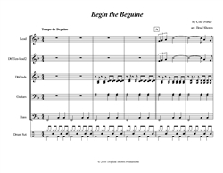 Begin the Beguine (download only)