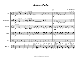 Besame Mucho (download only)