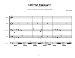 Calypso Dreaming (download only)