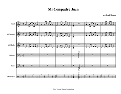Mi compadre Juan (download only)