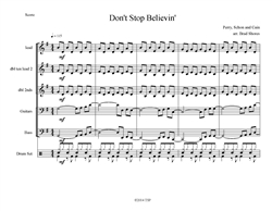 Don't Stop Believin (download only)