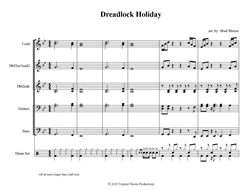 Dreadlock Holiday (download only)