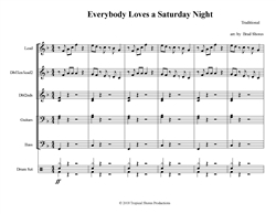 Everybody Loves a Saturday Night (download only)