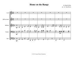 Home on the Range  (download only)