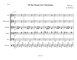 I'll Be Home For Christmas  (download only)