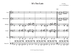 It's Too Late  (download only)