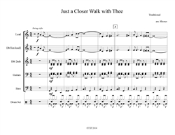Just a Closer Walk with Thee (download only)