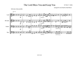 The Lord Bless You and Keep You  (download only)