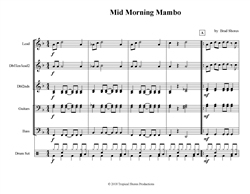 Mid Morning Mambo (download only)