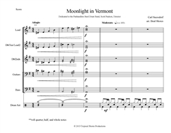 Moonlight in Vermont (download only)