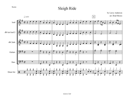 Sleigh Ride (download only)