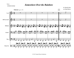 Somewhere Over the Rainbow (download only)