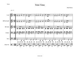 Trini Time (download only)