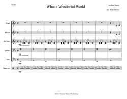 What a Wonderful World (download only)