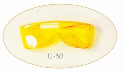 Fit Over Shields & Sunglasses (Yellow)