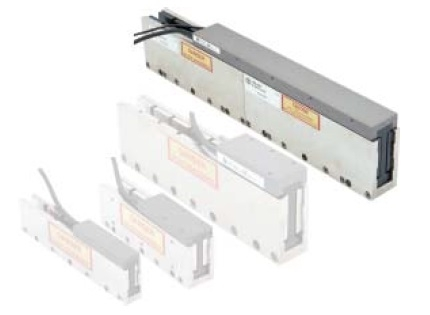 Parker Trilogy I Force Ironless Linear Motor 410 Series 8 Pole
