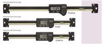 "Mitutoyo: ABSOLUTE Digimatic Scale Units (572 Series) 0-18""/0-450mm"