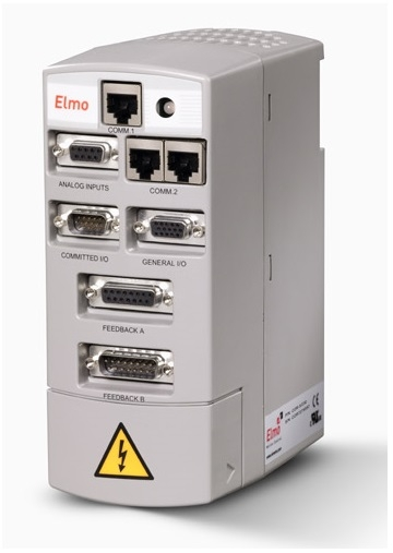 Elmo Motion Control Simpliq Servo Drives Cornet Series