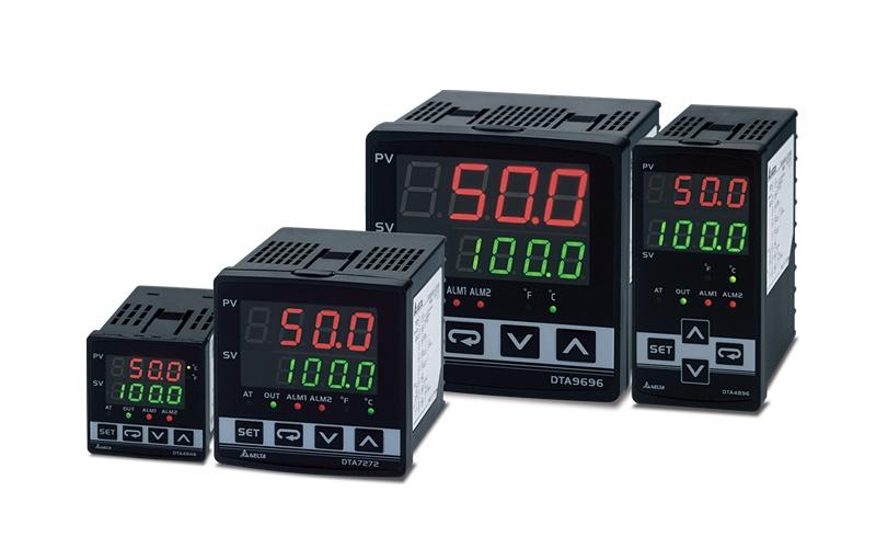 Delta Temperature Controllers Dta Series