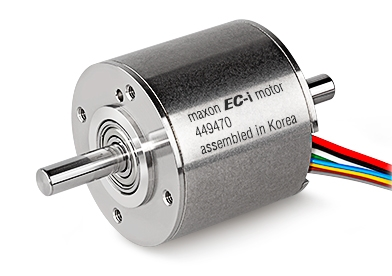 Maxon brushless dc motors ec i program for Brushless dc motor cost