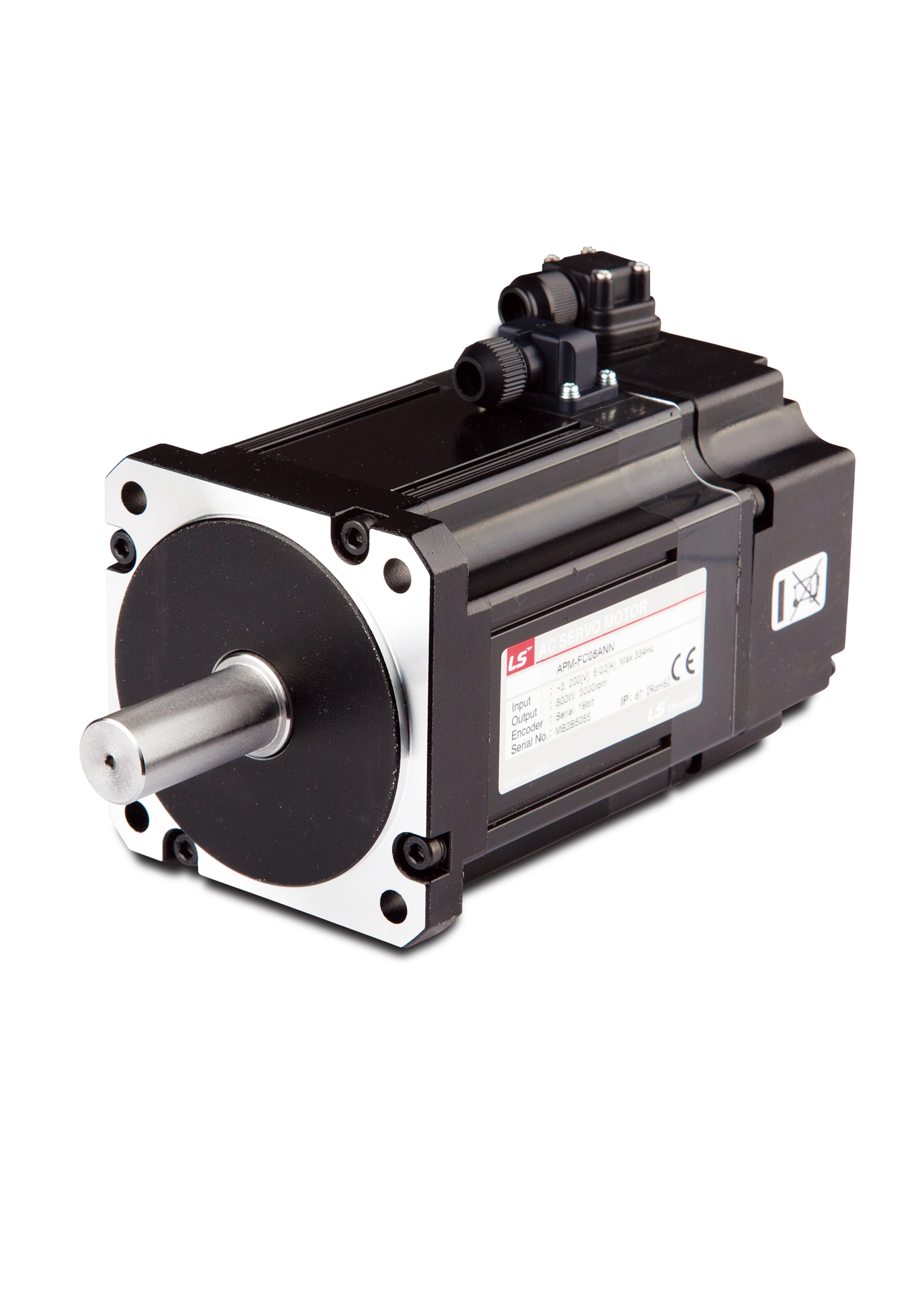 Ls Mecapion Solid Shaft Servo Motor F Type