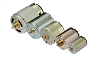 Faulhaber: Micro-Drives DC Motors (M1633U Series)
