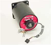 MYCOM: Hi-Torque/Hi-Speed, Brake Type Motor (Size 60)