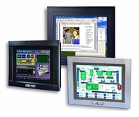 Parker: Flat Panel Industrial Monitors (PHM Series)
