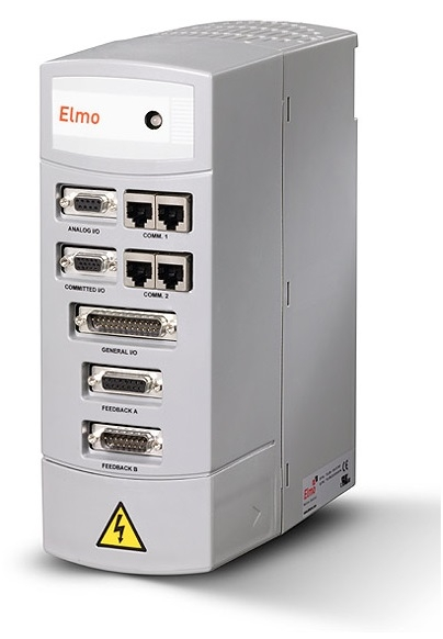 Elmo Motion Control Simpliq Servo Drives Tuba Series