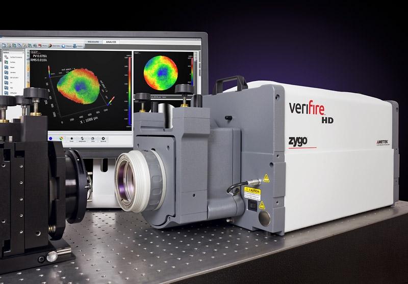 Zygo Laser Interferometer Verifire 226 162 Hd Series
