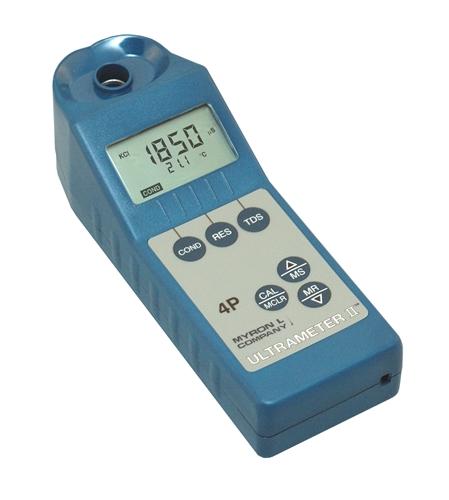 Dialysate Conductivity Meters : Pii myron l ultrameter
