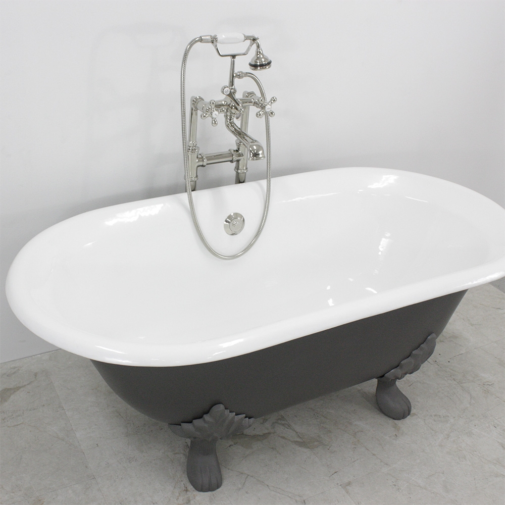 Greyfriars 61 Quot Cast Iron Double Ended Tub Package With