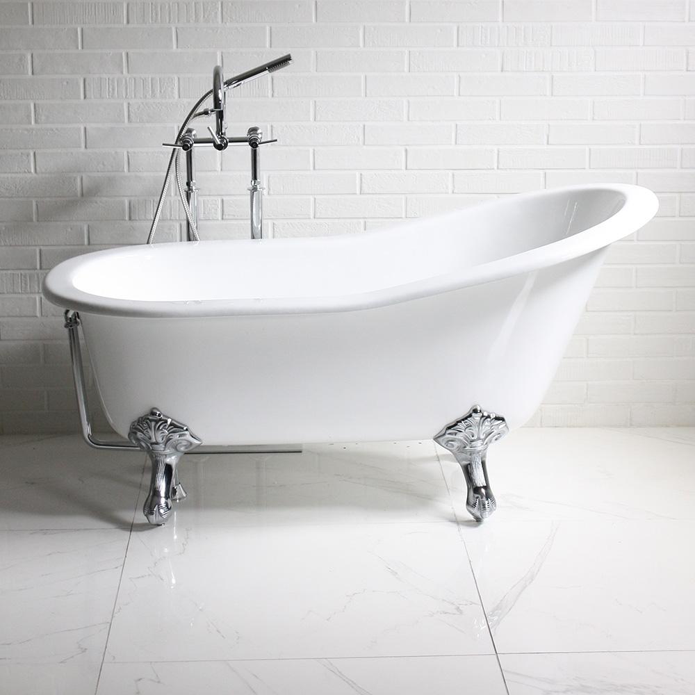 fruitesborras.com] 100+ 4 Foot Clawfoot Tub Images | The Best Home ...