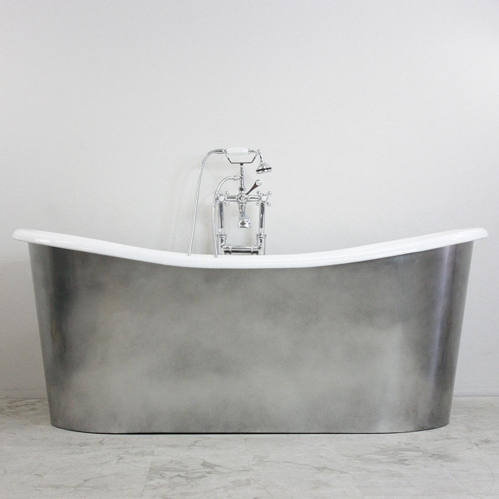 penhaglion antique clawfoot bathtub for sale vintage designer cast iron french bateau tub package