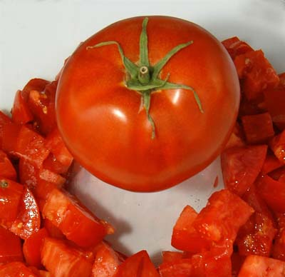 Kennington's Big Red - Heirloom Tomato
