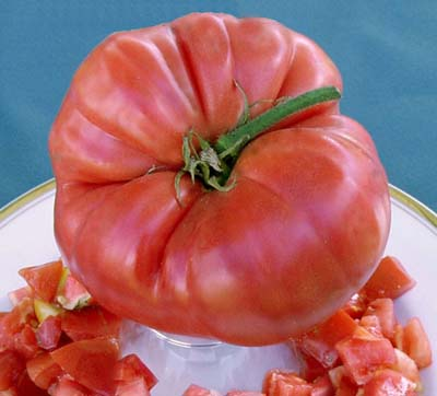 Tappy's Finest-Heirloom Tomato