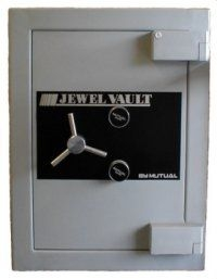Jewel Vault JV-3020 High Security Burglary Safes