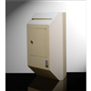 Protex WDB-110-CR Corner Wall Mount Depository Safe