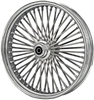 "23"" DNA Chrome Front Wheel Kit"