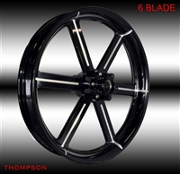 Thompson Baggers 6 Blade Rotor
