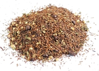 After 7 is a chocolate peppermint rooibos blend that is caffeine free.