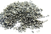 Gunpowder green tea has a natural mild smokiness and is from China.