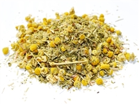 Tranquility is an Organic Chamomile blend with lemon and spearmint that is calming and often drunk at bedtime as it is caffeine free.