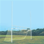 Alumagoal Football / Soccer Combo Goal - Single