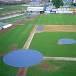 Baseball Field Heavy Duty Field Full Base Cover Set