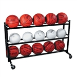 Basketball Volleyball Collegiate Pacific Monster Ball Cart