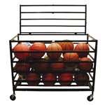 Basketball Collegiate Pacific Monster Ball Locker Cart